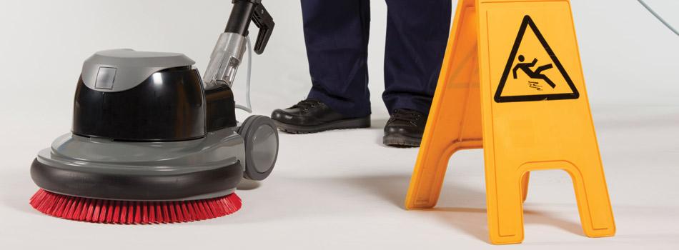 Limpieza integral en edificios y consorcios